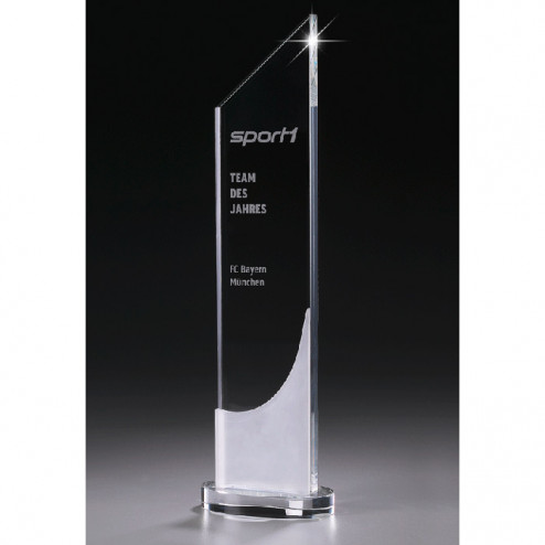 Crystal Strato Award
