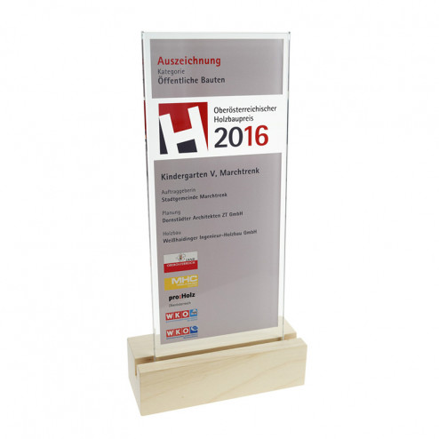 Pure Glas Holz Award