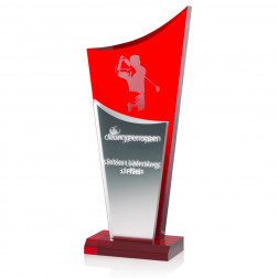 Red Forward Trophy