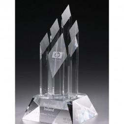 Five Crystal Award
