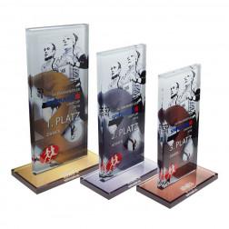 Glas-Award Champion 3er Set