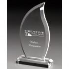 Chill Flame Award mit Gravur und Druck - awards.at