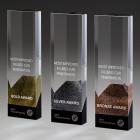 London Award in Gold, Silber, Bronze mit Gravur