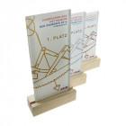 Pure Glas Holz Award 3er Set - awards.at