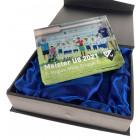 Glas Trophäe Panorama - Jugend Fußball Meisterschaft