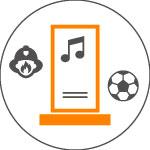 Awards für Sport-, Musik-, und Feuerwehr-Vereine